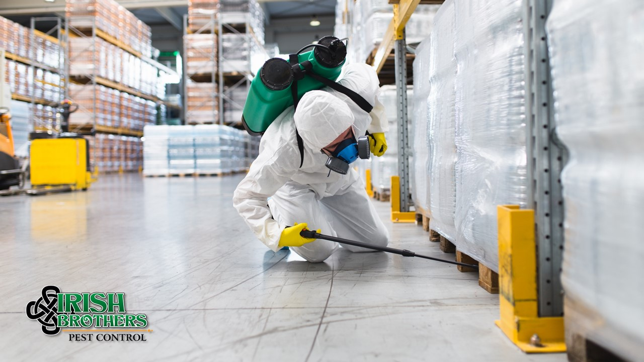 Commercial Pest Control Franklin Indiana